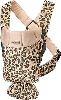 BABYBJÖRN Baby Carrier Mini, Cotton, Leopard