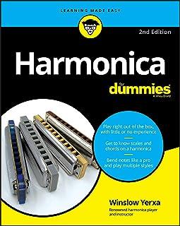 Harmonica For Dummies (For Dummies (Music))