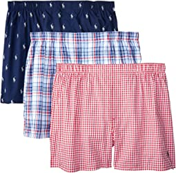 Cruise Navy/Nevis All Over Pony Player/Freeport Plaid/Myers Plai
