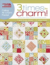 three fabric quilt patterns