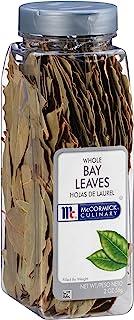 McCormick Culinary Whole Bay Leaves, 2 oz