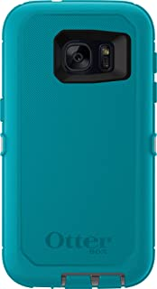 OtterBox Defender Series Case for Samsung Galaxy S7 (ONLY) Case Only/No Holster - Non-Retail Packaging - Light Teal/Gunmetal Grey