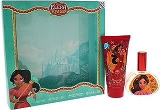 Disney Elena of Avalor 2 Piece Eau de Toilette Spray Gift Set for Kids