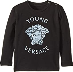 Long Sleeve Medusa Logo T-Shirt (Infant)