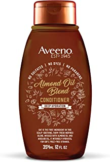 Aveeno Scalp Soothing Almond Oil Blend Conditioner, 12 Ounce