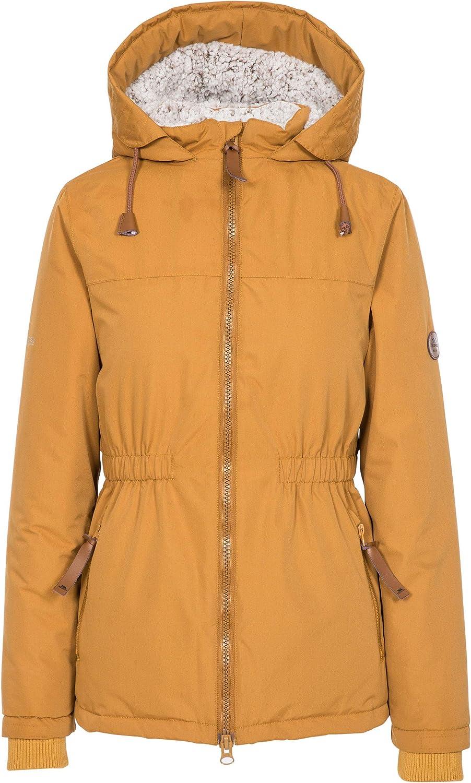 Jacksonville Mall Cassini Women's online shopping Fleece Lined Padded XL SANDSTONE Jacket -