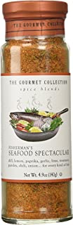 The Gourmet Collection Spice Blends, Fishermans Seafood Spectacular Seasoning for Crab Meat, Salmon, Crab Boil, Fish Fry. ...