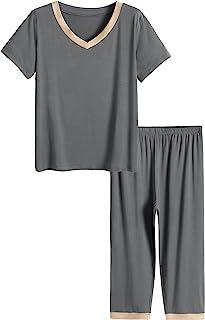 ملابس نوم نسائية من Latuza مع أطقم بيجامة كابري