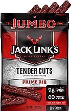 Jack Link's Prime Rib Tender Cuts, Original, 5.6 oz. Sharing Size Bag – Beef Snack..