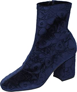 Apepazza Boots Womens Blue