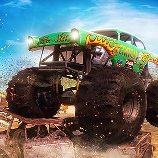 monster truck destruction derby