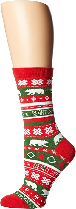 LBH Socks in Balls - Beary Xmas