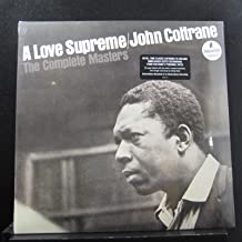 John Coltrane - A Love Supreme: The Complete Masters - Lp Vinyl Record