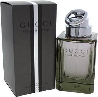 Gucci Eau de Toilettes Spray for Men by Gucci 3.0 Ounce 90 Ml EDT Spray