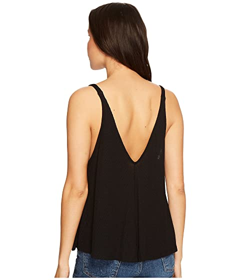 Clearance Pictures Cheap Best Prices Free People Dani Tank Top Black Best Price uMjXmRR