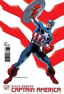 captain america 1 steranko variant