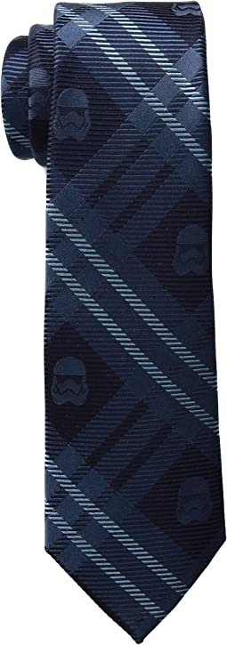 Stormtrooper Plaid Tie