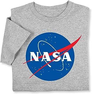 ComputerGear NASA T Shirt Space Science Engineer Geek Nerd Officially Licensed