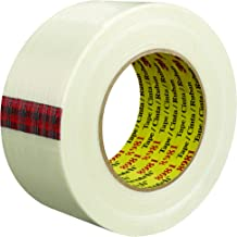Scotch T917898112PK White #8981 Strapping Tape, 60 yd. Length, 2
