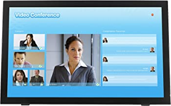 """Planar PCT2485 Helium 24"""" Widescreen Multi-Touch Monitor"""