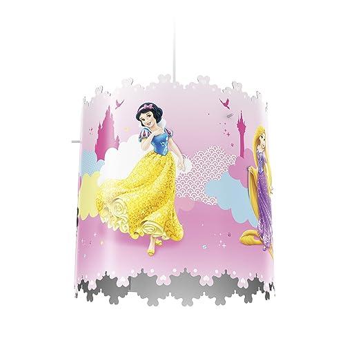 Genial Philips Disney Princess Childrenu0027s Ceiling Pendant Lightshade, ...