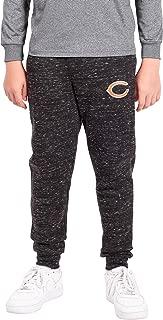 Ultra Game NFL Boy's Extra Soft Poly Fleece Jogger Sweatpants