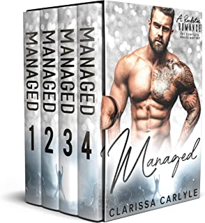 Managed: A Rock Star Romance, Boxed Set (Includes All 4 Books in the Managed Series)