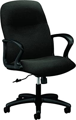 Pleasing Amazon Com Porthos Home Austin Adjustable Office Chair With Machost Co Dining Chair Design Ideas Machostcouk