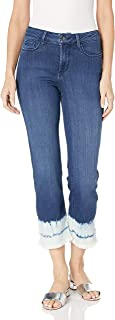 NYDJ Womens Billie Ankle Bootcut Jeans Jeans