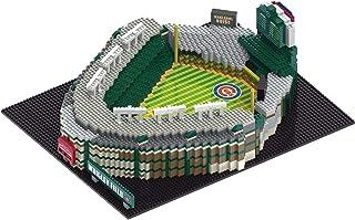 FOCO MLB Chicago Cubs Unisex 3D Brxlz- STADIUM3D Brxlz- Stadium, Team Color, One Size