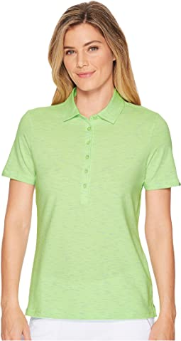 SKECHERS Performance - GO GOLF Space Dye Polo