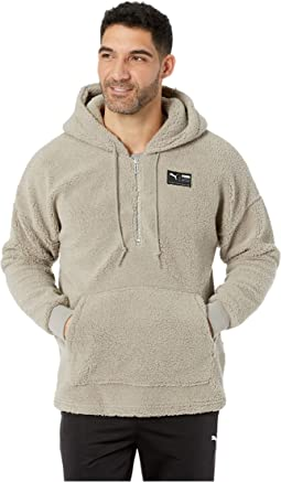 Downtown Sherpa 1/2 Zip Top