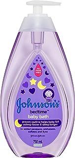 Johnson's Baby Bedtime Bath 750ml