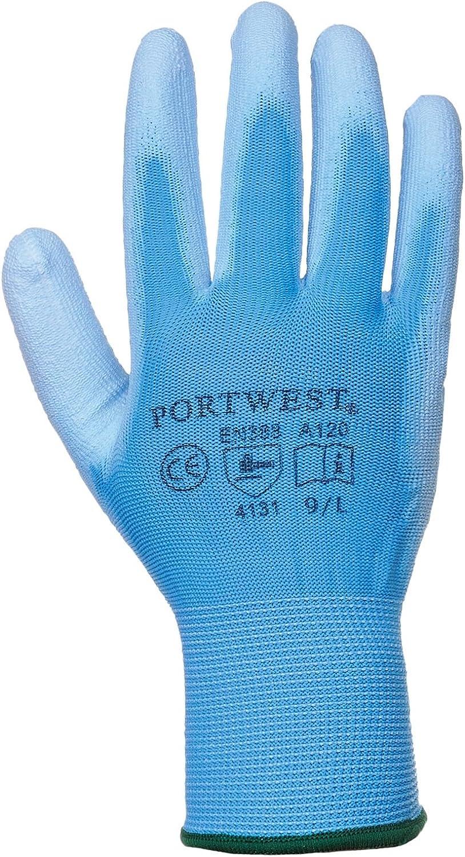Portwest A120 Guantes para trabajar con palma de PU