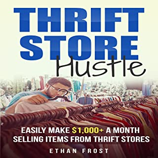Thrift Store Hustle: Easily Make $1,000+ a Month Profit Selling Items from Thrift Stores