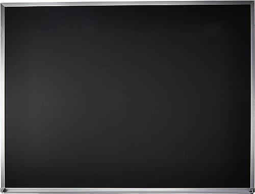 ahorra hasta un 80% Cuarteto negro negro negro pizarra, 4x 3pies, estructura de aluminio (eca304b), Color negro 4' x 3'  40% de descuento