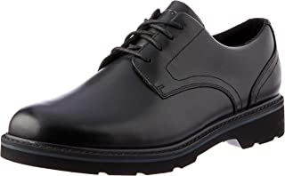ROCKPORT Men's Charlee Waterproof Plain Toe Uniform Dress Shoes