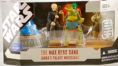 Star Wars 30th Anniversary Saga 2007 Exclusive The Max Rebo Band Jabba's Palace Musicians