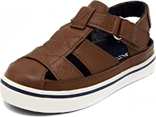 Nautica Kids Mikkel Closed-Toe Outdoor Sport Casual Sandals (Toddler/Little Kid)