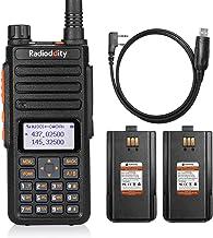 Radioddity GA-510 10-Watt Dual Band Ham Radio Handheld High Power Long Range with 2..