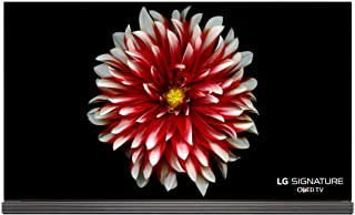 LG Electronics LG SIGNATURE OLED65G7P 65-Inch 4K Ultra HD Smart OLED TV (2017 Model)
