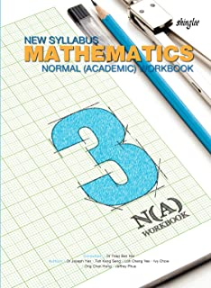 New Syllabus Mathematics Workbook 3 (Normal Academic)