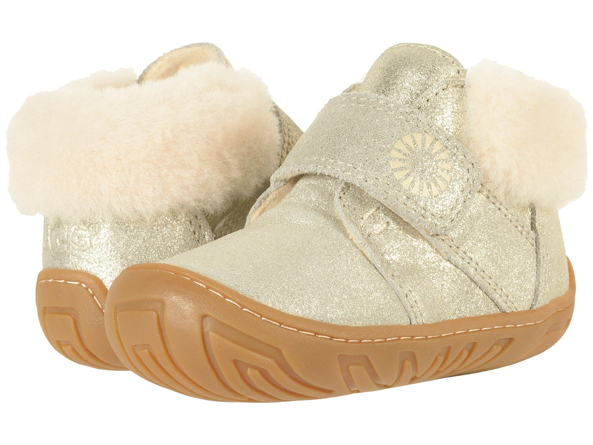 Shoes, Gold, Girls | Shipped Free at Zappos