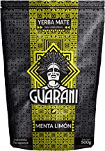 Yerba Mate Menta Limon 500g | Guarani Menta Limon | Yerba Mate de Paraguay | Alta Calidad | Yerba mate fuertemente estimulante | Yerba Mate con menta y limón