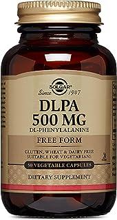 Solgar DLPA (DL-Fenilalanina) Cápsulas vegetales