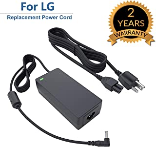 "LG 27/"" 4K 27UD68-P computer monitor power supply AC adapter cord cable charger"