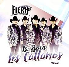 La Boca Les Callamos, Vol. 2