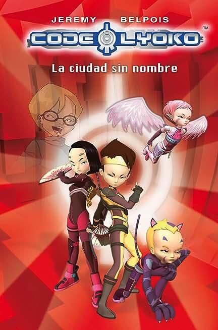 Amazon.es: Código Lyoko: Libros