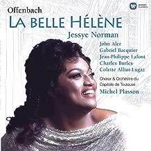 Offenbach - La Belle Hélène / Jessye Norman, John Aler, Bacquier, Lafont, Burles, Alliot-Lugaz, Capitole de Toulouse, Plasson