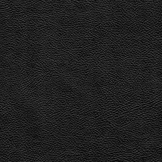 Piel sintética suave de piel sintética para decoración de sofás y sillas, tela para técnicas de relleno y revestimiento (44 x 114 cm, 3 unidades), color negro